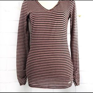 Hollister Must Have Collection Striped Long Sleeve